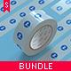 Duct Tape Mock-up Bundle - GraphicRiver Item for Sale