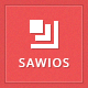 Sawios Landing Page Template for Marketing Software - ThemeForest Item for Sale