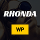 Rhonda - Responsive WordPress News Theme
