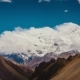 Mountain, Sky And Moving Clouds - VideoHive Item for Sale