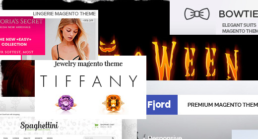 Magento Topical Themes