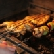Cook Spins The Grill and Skewer - VideoHive Item for Sale