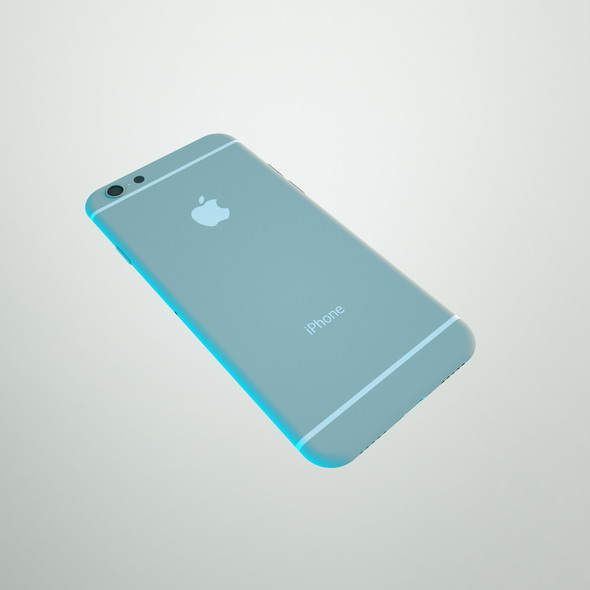 Element3D iphone7 - 3DOcean Item for Sale