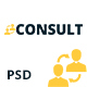 CONSULT - Consultant Business PSD Template - ThemeForest Item for Sale