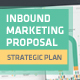 Inbound Marketing Proposal - GraphicRiver Item for Sale