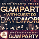 Glam Party & Club Event Facebook Cover Photo - GraphicRiver Item for Sale