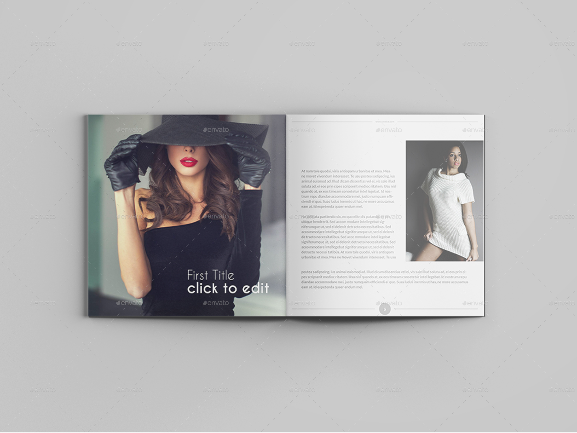 Unusual Illustrator Magazine Template Gallery - Entry Level Resume ...