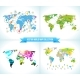Social Network. Various Shapes Sparkling - GraphicRiver Item for Sale