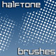 Halftone Photoshop Brushes - GraphicRiver Item for Sale