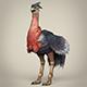 Game Ready Fantasy Ostrich