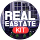 Glass Real Estate Kit - VideoHive Item for Sale