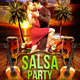 Salsa Party Flyer Template - GraphicRiver Item for Sale