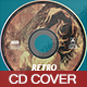 Retro Night V1 CD/DVD Cover - GraphicRiver Item for Sale