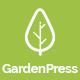 GardenPress - Gardening, Lawn & Landscape HTML5 Template Nulled