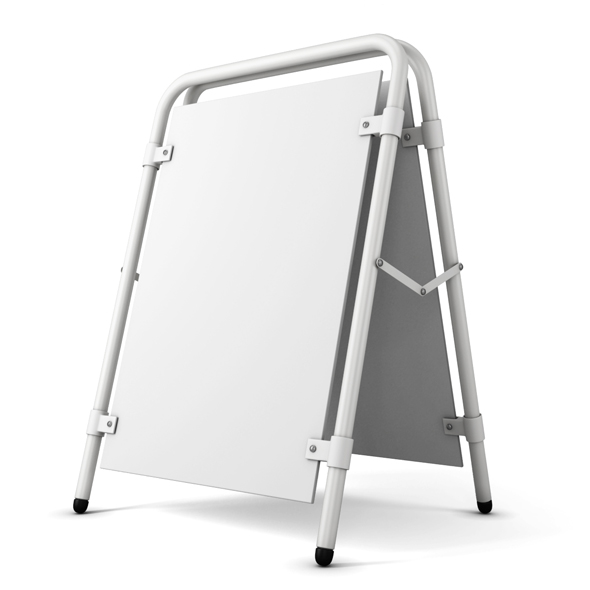 3d model Sandwich Board. - 3DOcean Item for Sale