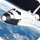 Your Logo on Space Shuttle - VideoHive Item for Sale