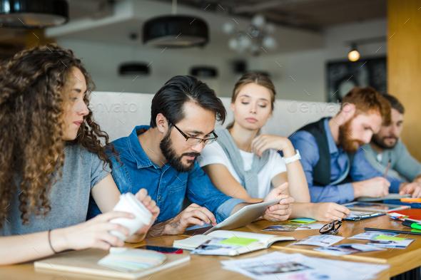 Creative team - Stock Photo - Images