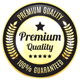 Golden Premium Quality Badges - GraphicRiver Item for Sale