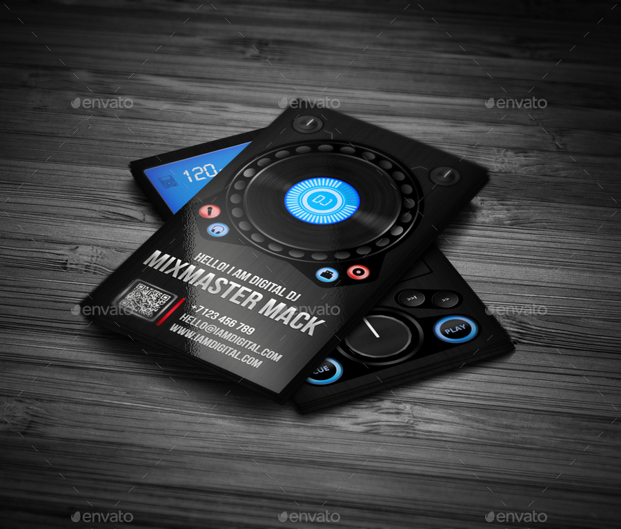 Digital dj business card by vinyljunkie graphicriver 01previewg colourmoves