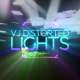 VJ Distorted Lights (4K Set 2)