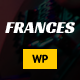 Frances - Responsive WordPress News Theme Nulled