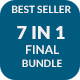 7 in1 Powerpoint Bundle - GraphicRiver Item for Sale