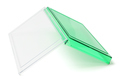 Inverted Open Green Plastic Box - PhotoDune Item for Sale