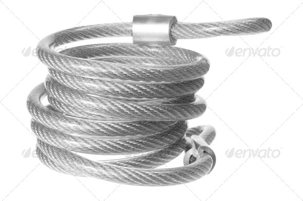 Steel Rope - Stock Photo - Images
