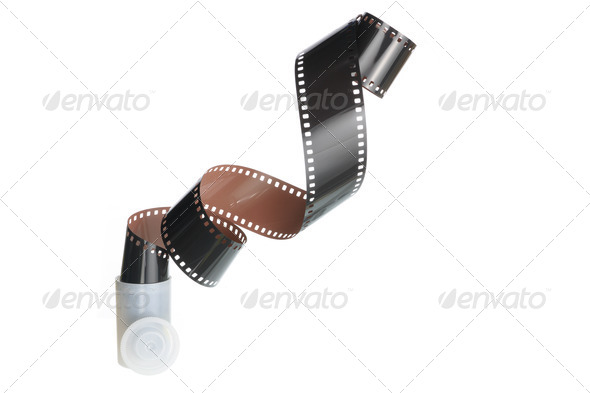 Film Strip - Stock Photo - Images