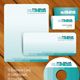 Artistic corporate identity package templates - GraphicRiver Item for Sale