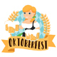 Oktoberfest. Vector Character Illustration. - GraphicRiver Item for Sale