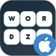 Wordzy | iOS Universal Multi-Language Word Game Template  (Swift)