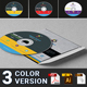 Corporate CD Sleeves and Compact Disc Template - GraphicRiver Item for Sale