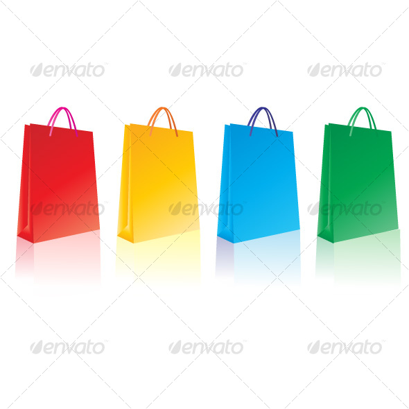Sale bags - Commercial / Shopping Conceptual