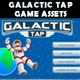 Galactic Tap Game Assets - GraphicRiver Item for Sale
