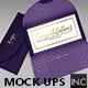 Gift Envelope Invitation Gift Check Mockup - GraphicRiver Item for Sale