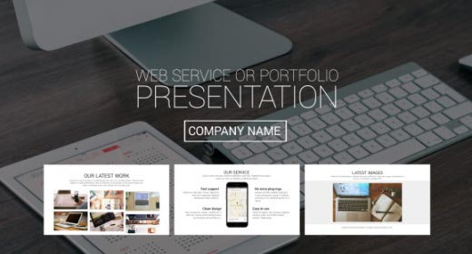 Mobile Apps and Websites Templates