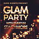 Glam Party & Club Event Social Web Banners - GraphicRiver Item for Sale