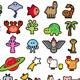 Travel Sticker Set - GraphicRiver Item for Sale