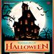 Halloween Flyer Template V20 - GraphicRiver Item for Sale