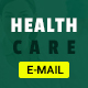 Healthcare-Responsive Email Template + Stampready Builder