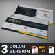 Corporate Envelope Template - GraphicRiver Item for Sale
