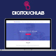 Digitouchlab PSD Template - ThemeForest Item for Sale