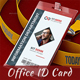 Corporate Executive ID Card - GraphicRiver Item for Sale