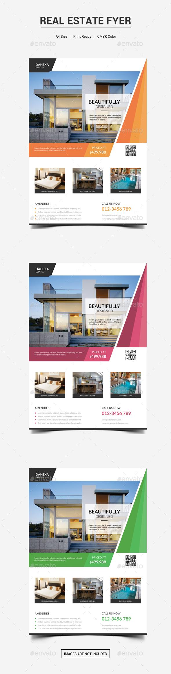 Real Estate Flyer V2 - Corporate Flyers