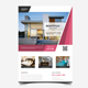 Real Estate Flyer V2 - GraphicRiver Item for Sale