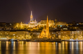 Night view of the Budapest, Hungary. - PhotoDune Item for Sale