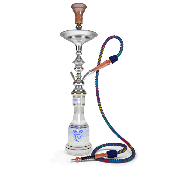 Khalil Mamoon Hookah Classic Apple Vase - 3DOcean Item for Sale