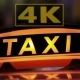Illuminated Sighn Of Taxi Cab 3 - VideoHive Item for Sale