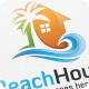 Beach House - Logo Template - GraphicRiver Item for Sale